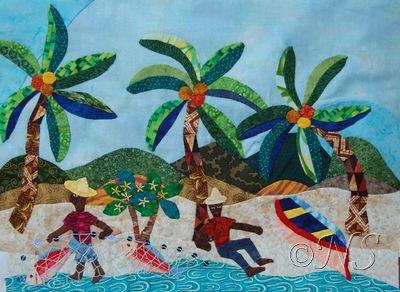 Cool sur la plage Guadeloupe