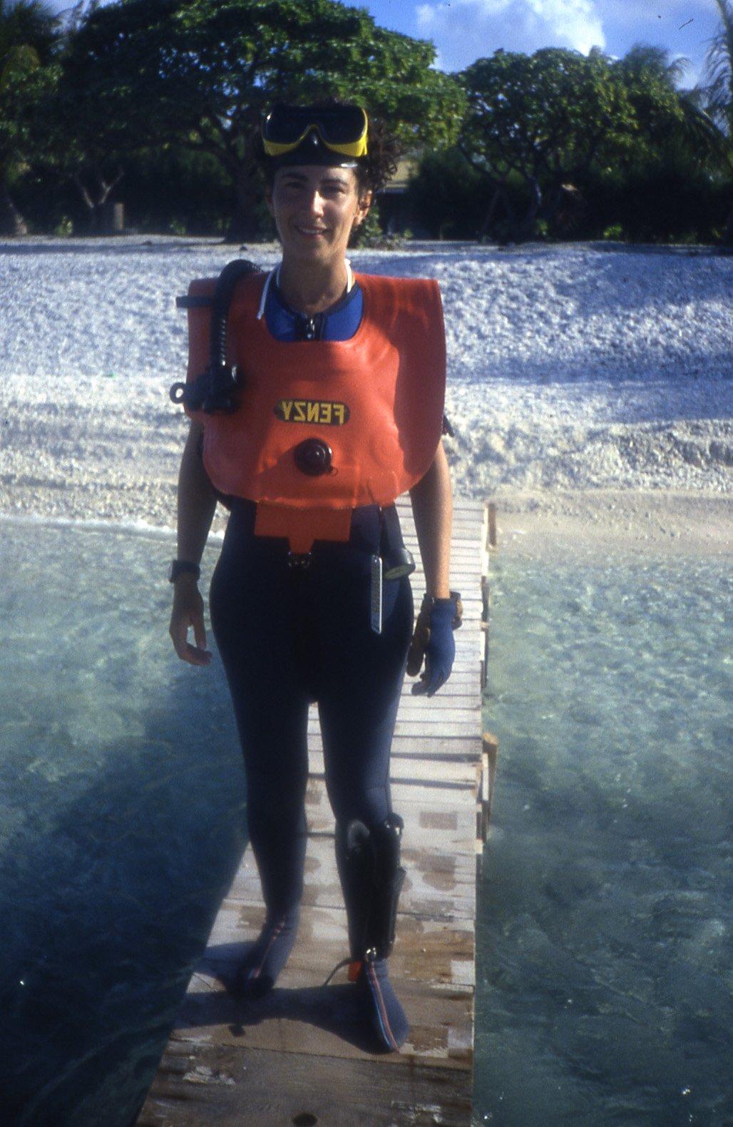 Plongée en 1985