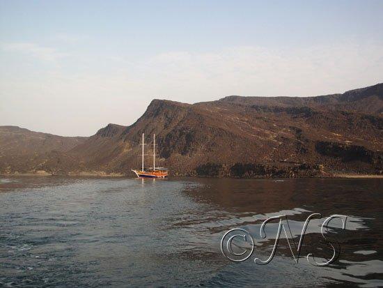 Le Déli Golfe de Tadjoura Djibouti