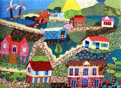village des Antilles