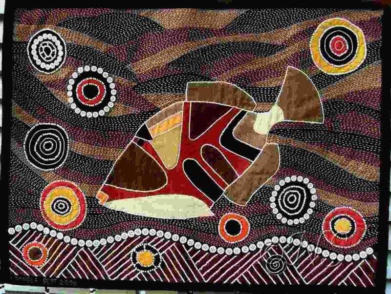 Le baliste aborigène