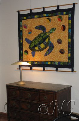 Patchwork Tortue