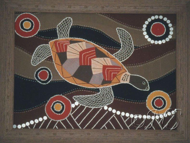 Tortue aborigène